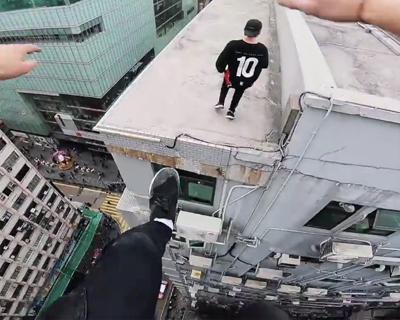 香港パルクール