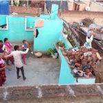 インドの隣人トラブル