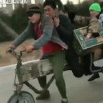 丸太バイク