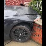 BMW Z4を初日で事故