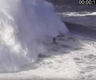 サーフィン世界記録