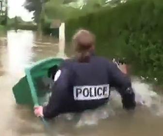 どんくさい警察官