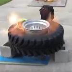 爆発ビード