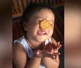 クッキーチャレンジ!