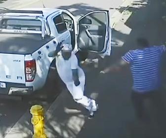 トラック泥棒