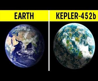地球に限りなく似た4つの星