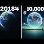 ヤバい…1万年後の未来に起きる変化
