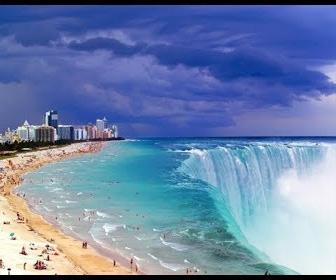 【動画】怖い…ガチで実在する危険なビーチ6選