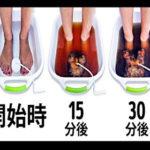 体を毒素から解放する11の方法