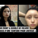【動画】自分で髪の毛を染めた女性が恐ろしい事になってしまう