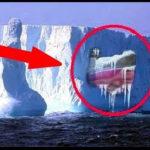 【動画】南極大陸に存在する摩訶不思議な謎