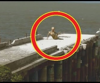 【動画】多くの国で公表が禁止されている超機密映像