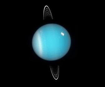 【動画】太陽系で最も奇妙な惑星 - 天王星