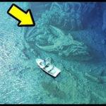 【動画】海底・水中から発見された驚くべきモノ5選【衝撃】
