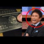 【動画】アメックスのブラックカードを持つ芸能人7選【クレジットカード】